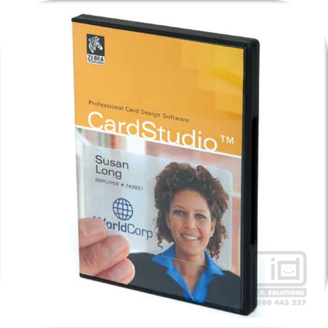 Zebra CardStudio 2.0 Classic image 0