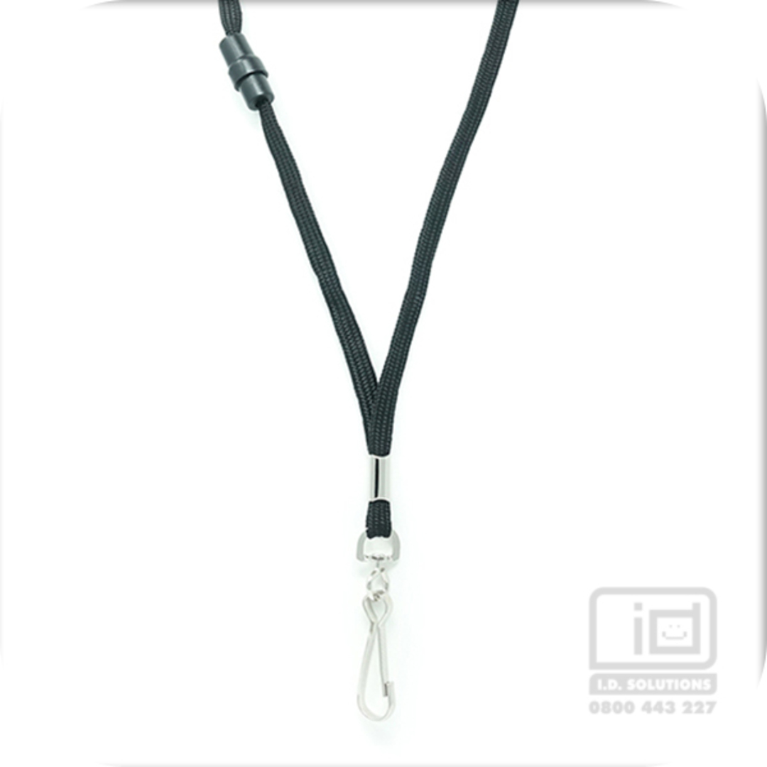 8mm Breakaway swivel Black image 0