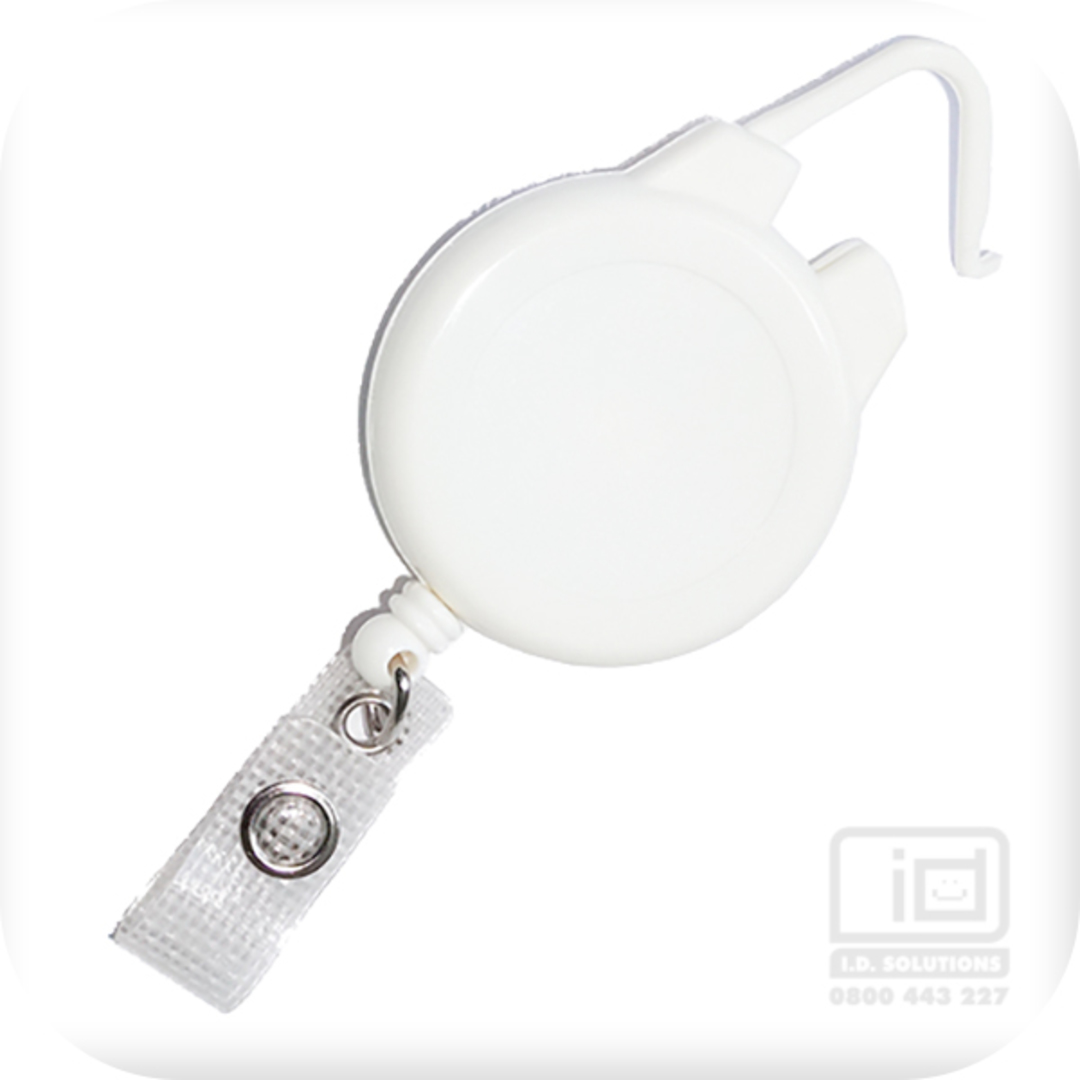 Large White Retractable - 40% Discount Clearance image 0