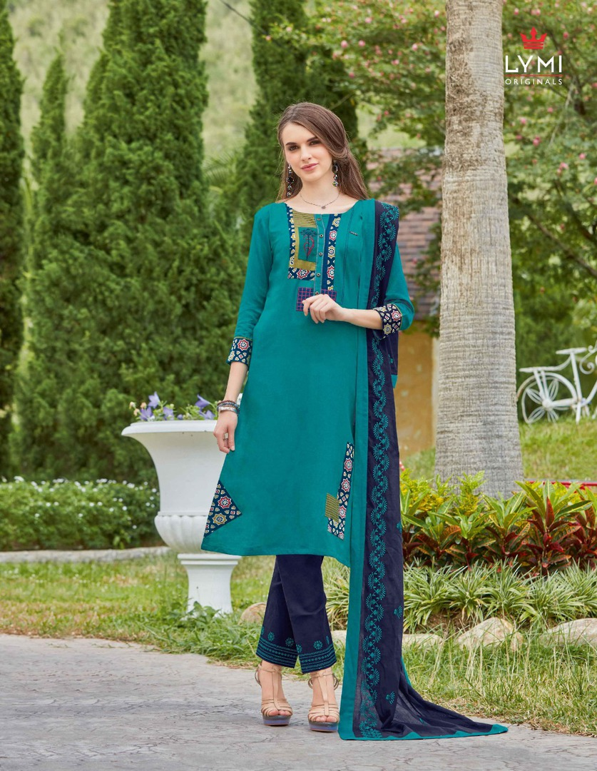 Party Wear Salwar Kameez image 3