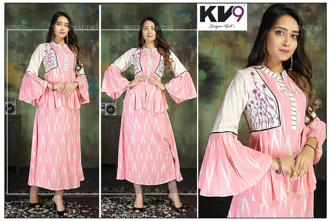 Long Gown with Koti image 0