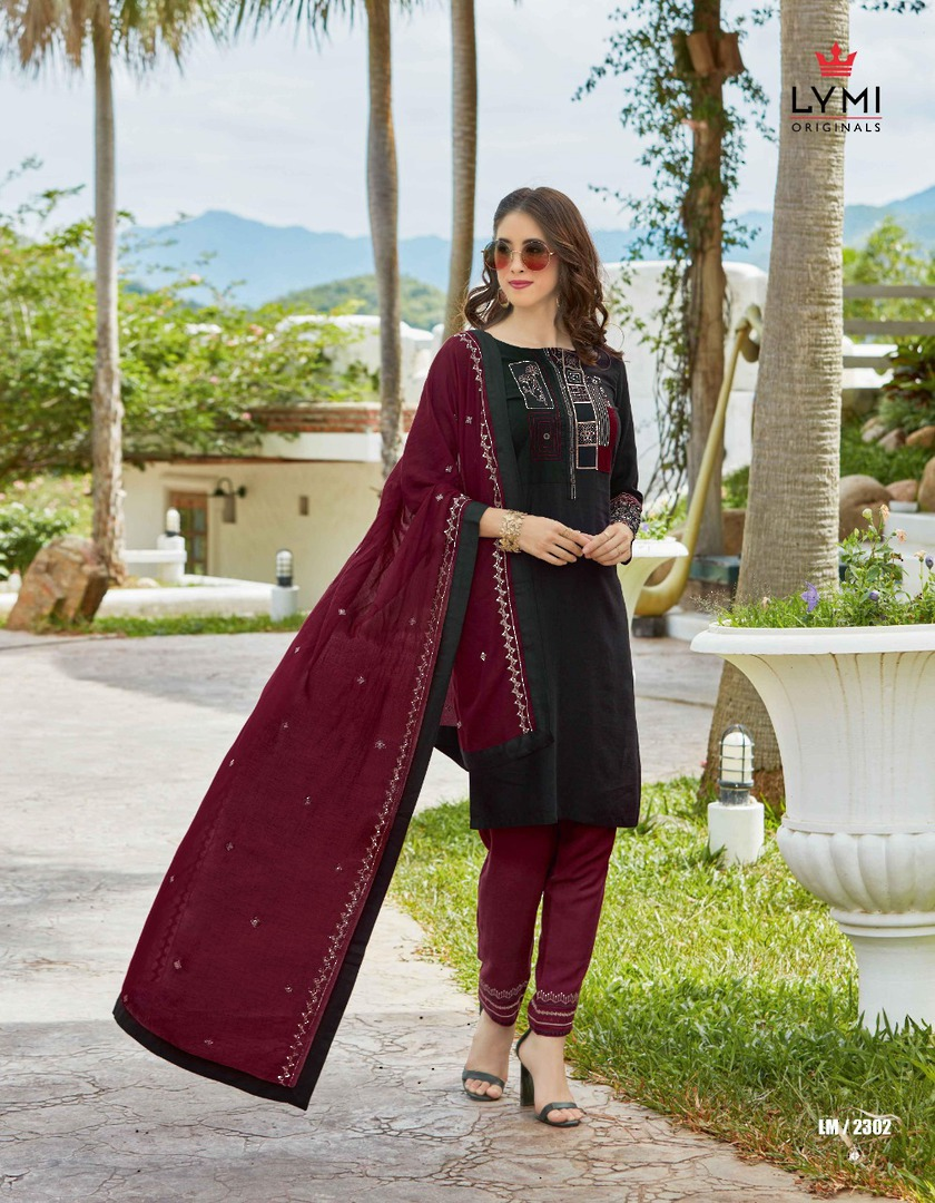 Party Wear Salwar Kameez image 1