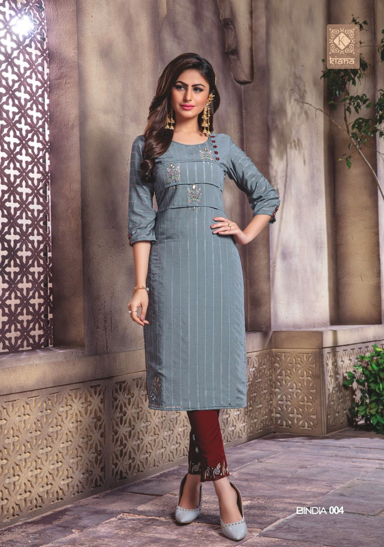 Kurti with Plazzo/Skirt image 4