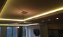 Custom LED handrail lighting