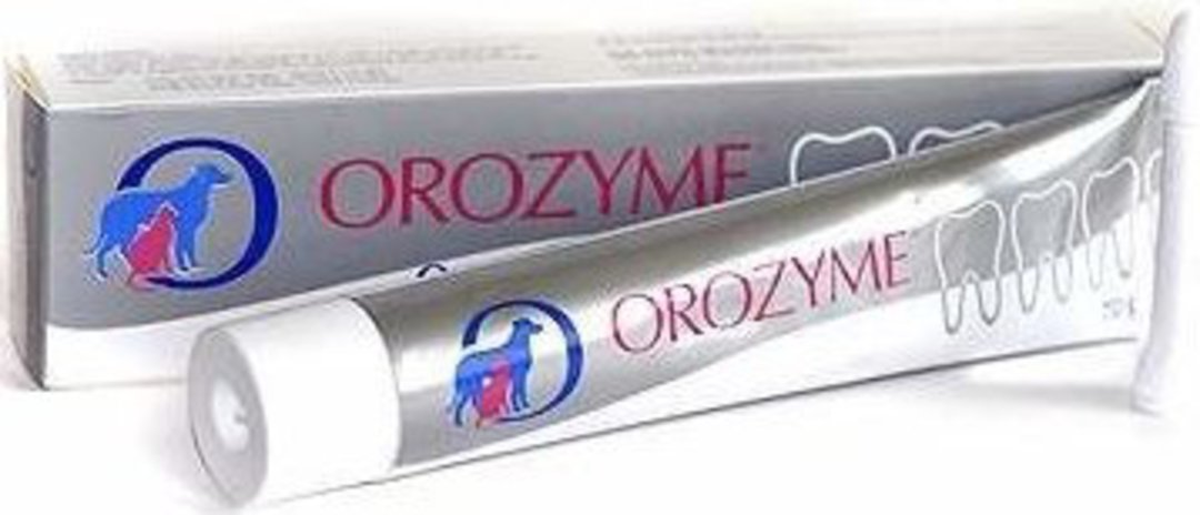 Orozyme Oral Hygiene Gel with Fingerbrush 70gm image 0