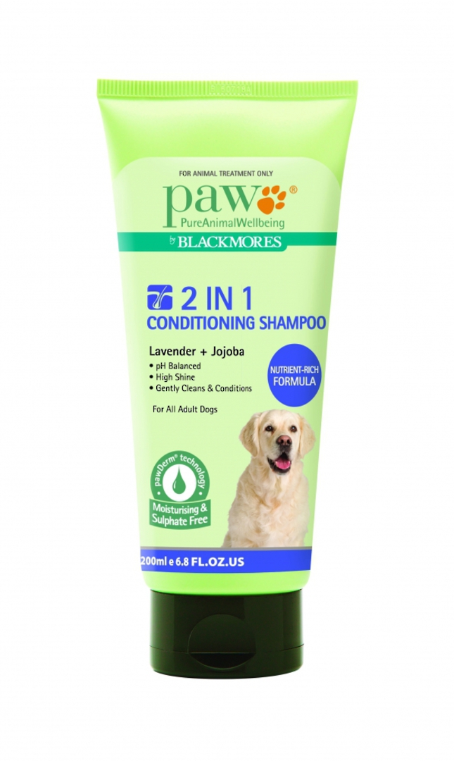 PAW 2 IN 1 Conditioning Shampoo 200ml image 0