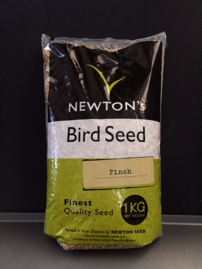 Newton Seed Finch Mix No Preservatives 1kg image 0