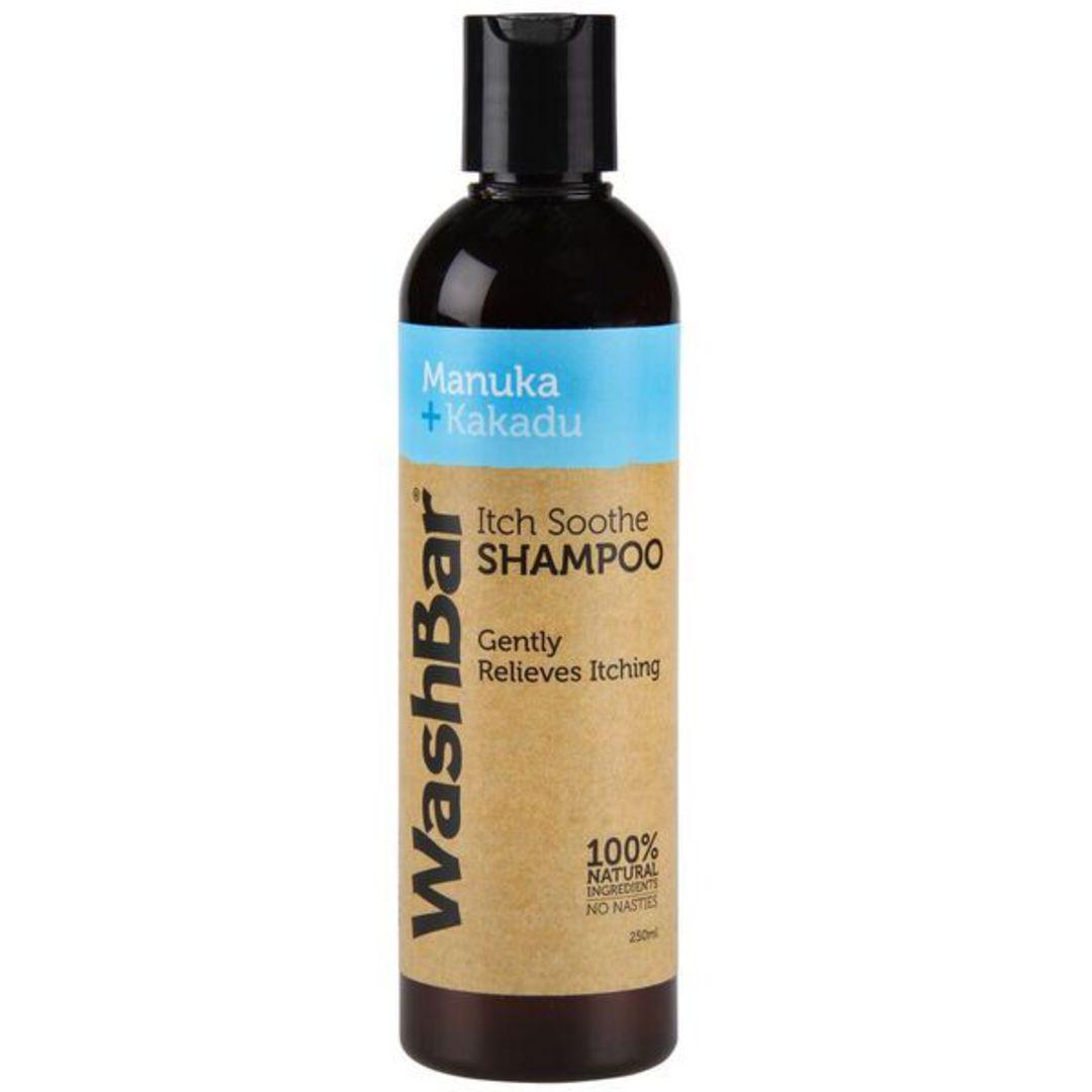 WashBar Itch Soothe Shampoo 250ml image 0