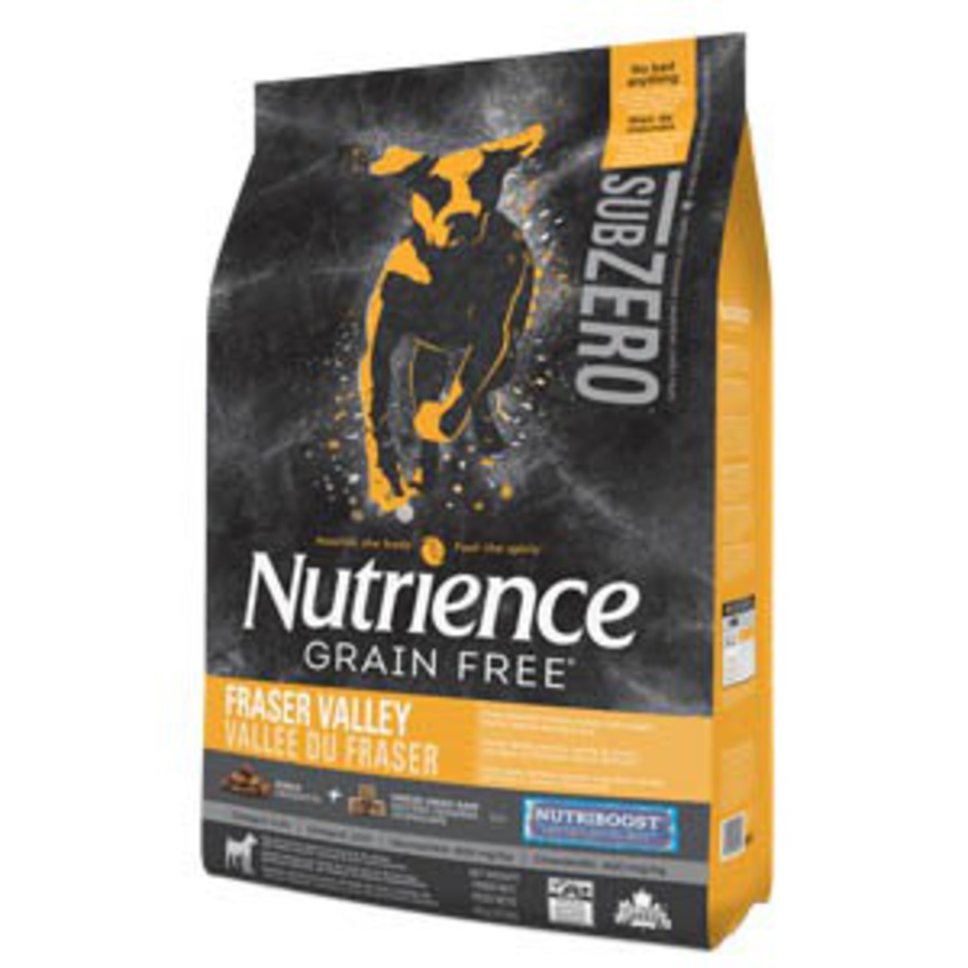 Nutrience Dog 10kg Sub Zero Fraser Valley image 0