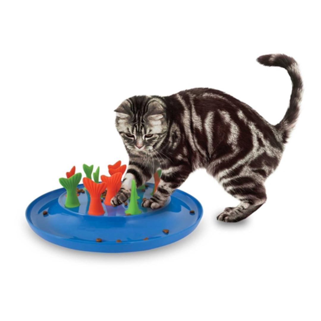 Go Fish! Jackson Galaxy Cat Toy image 2