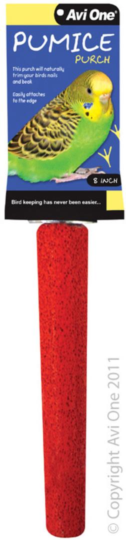 Avi One Pumice Perch 8inch / Red image 0