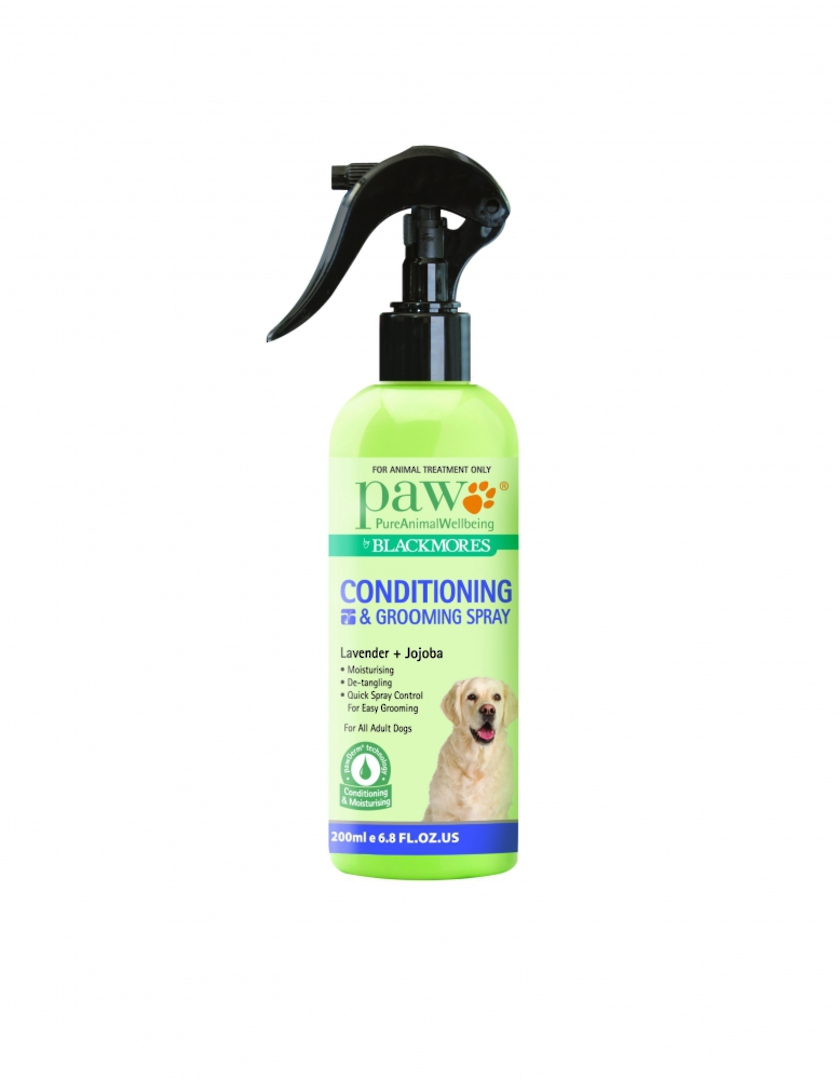 PAW Conditioning & Grooming Spray 200ml image 0