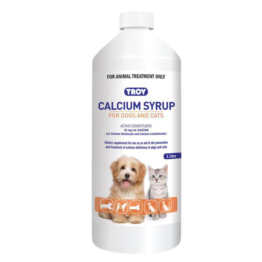 Calcium Syrup 1litre image 0