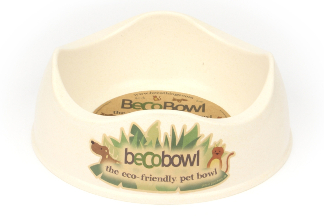 Beco Bowl M Size / 21cm / 750ml / Natural image 0