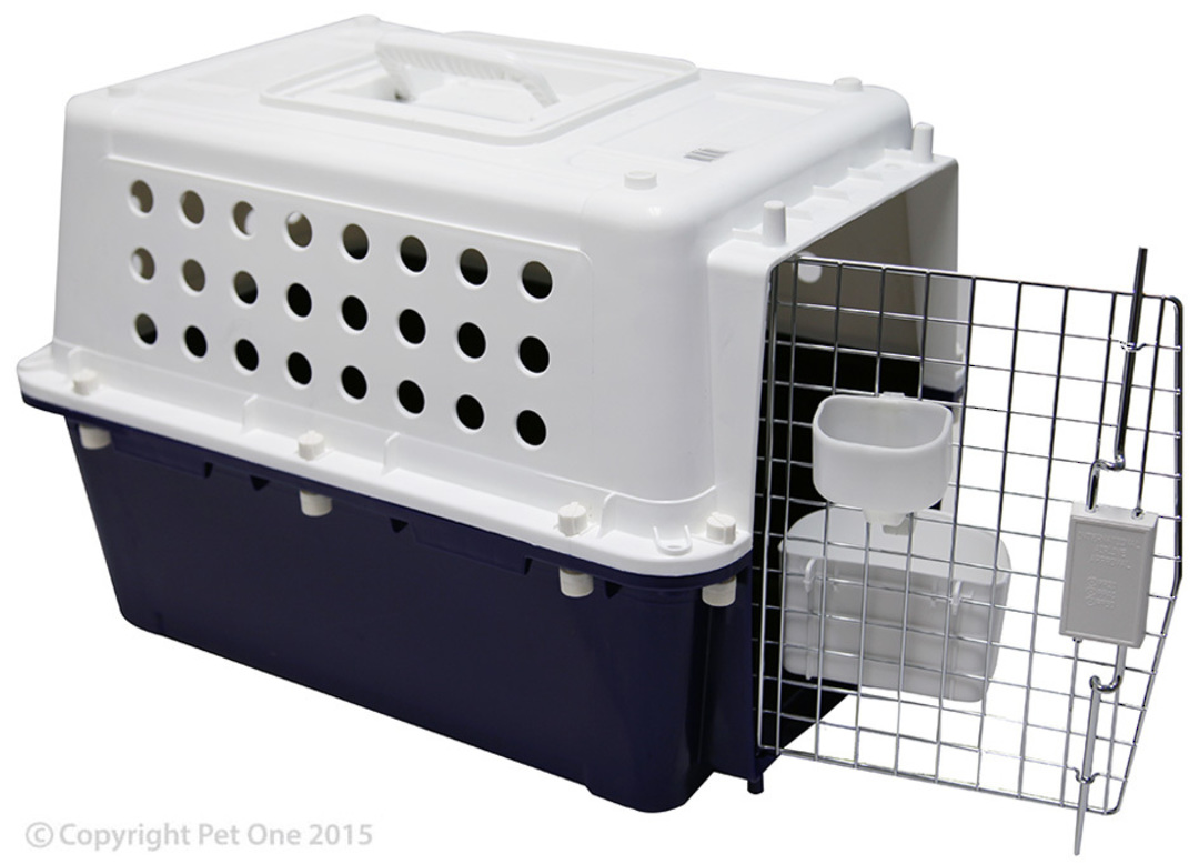 Pet One Flight Cage (Airline Approved) PP40 Large image 2