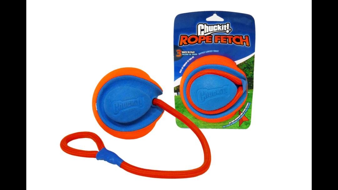 CHUCKIT! Rope Fetch image 0