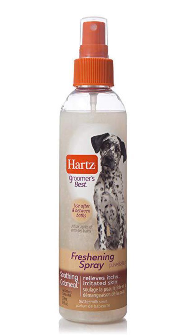 Hartz Freshening Spray Oatmeal 236ml image 0