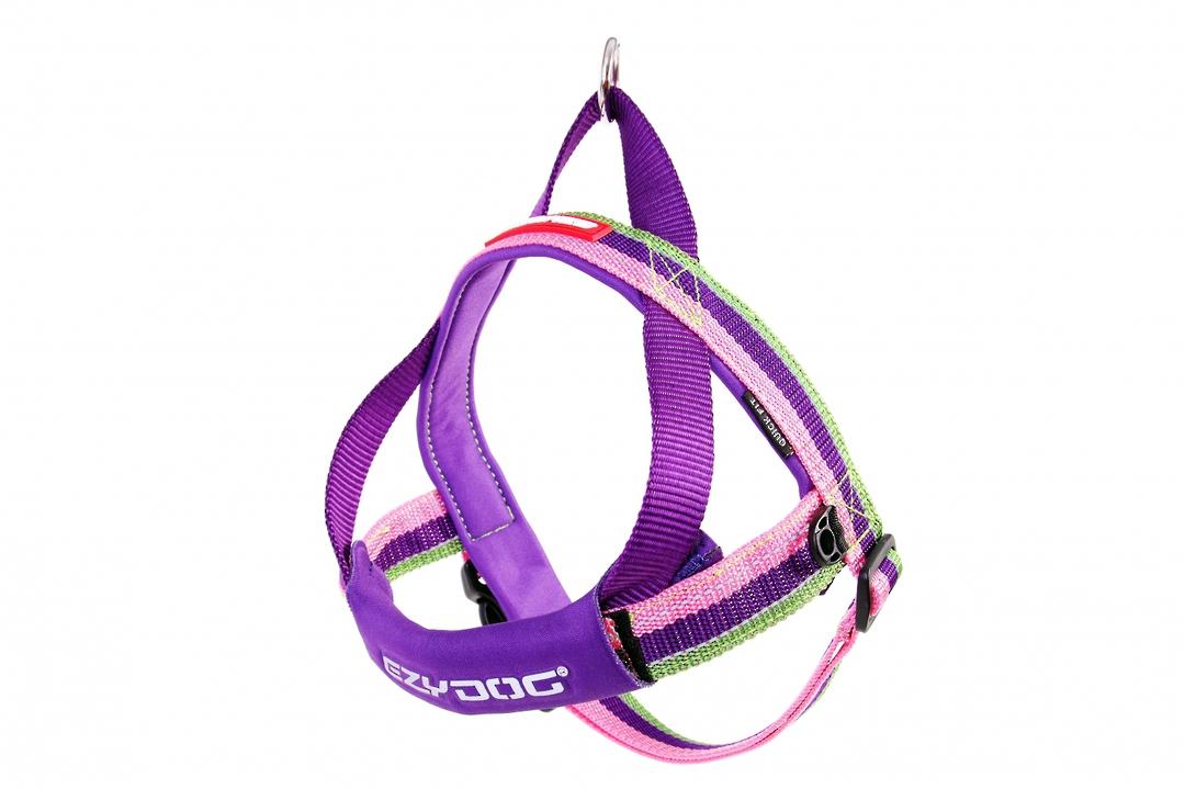 Ezydog Quick Fit Harness / Bubble Gum / L image 0
