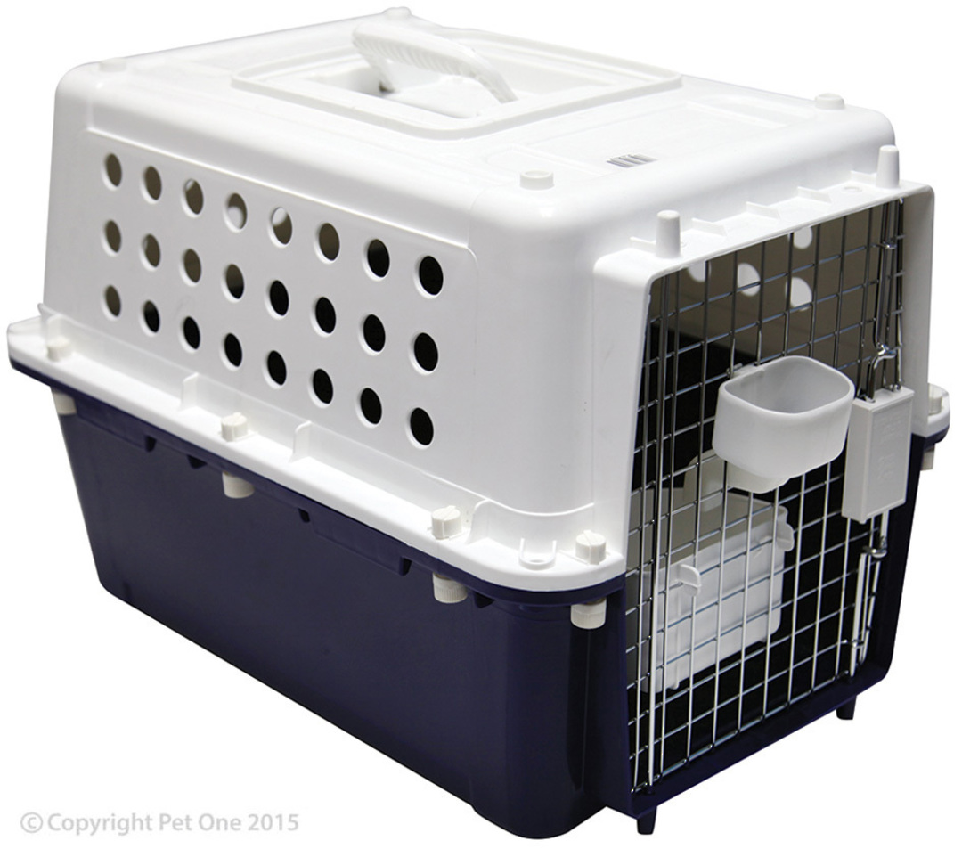 Pet One Flight Cage (Airline Approved) PP40 Large image 3