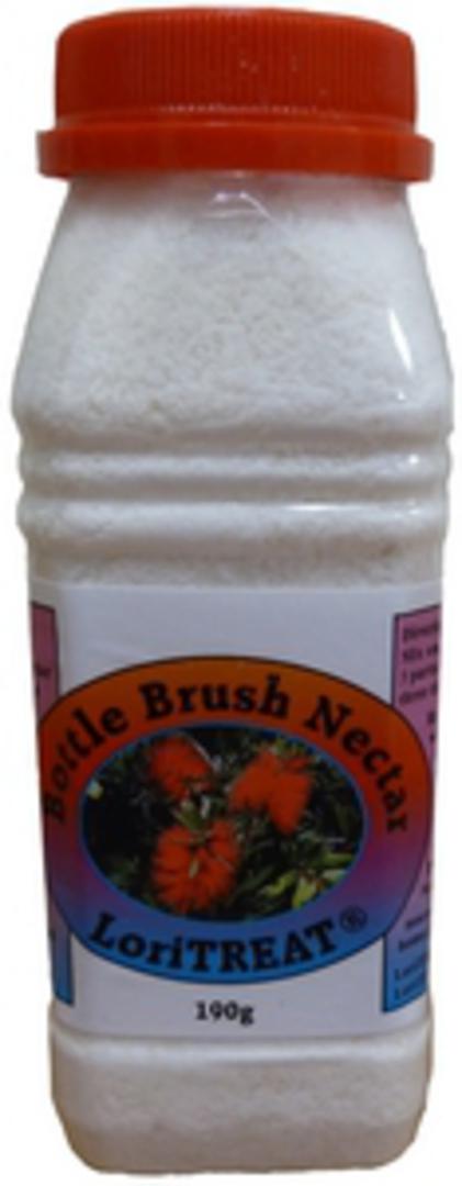Bottle Brush Nectar Lori Treat 190g image 0