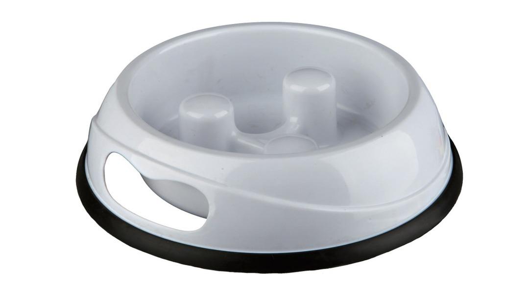 Slow Feed Plastic Bowl 1.5L 27cm image 1