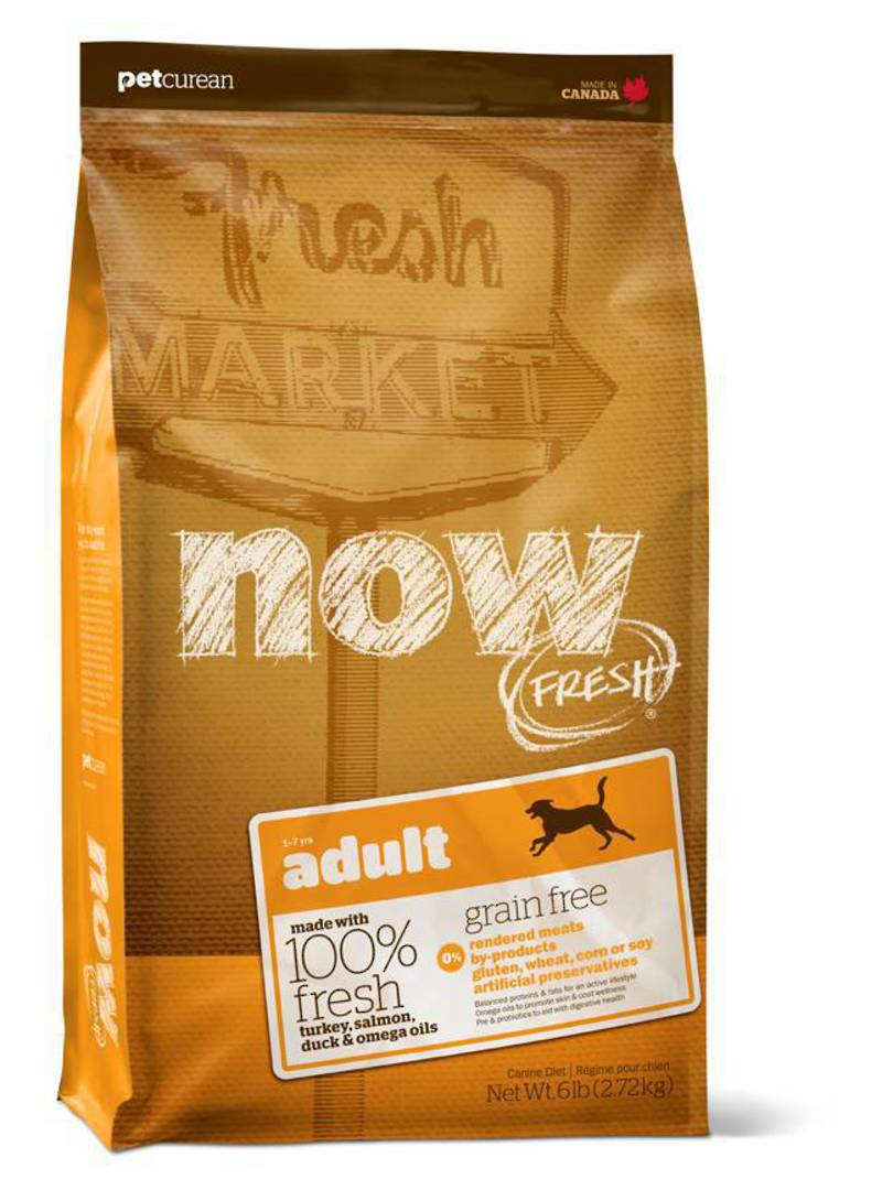 Now Grain Free Adult Dog Food 230g image 0