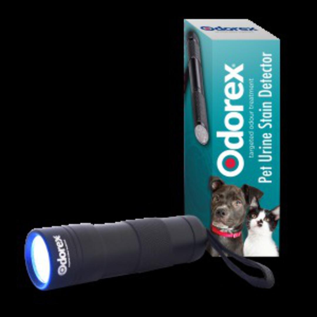 Odorex® Pet Urine Stain Detector image 0