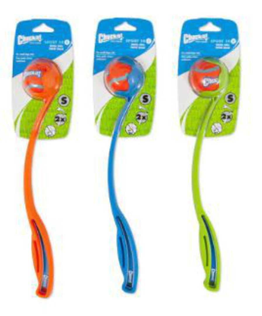 CHUCKIT! Launcher Sport 14S - for Small Dogs image 0