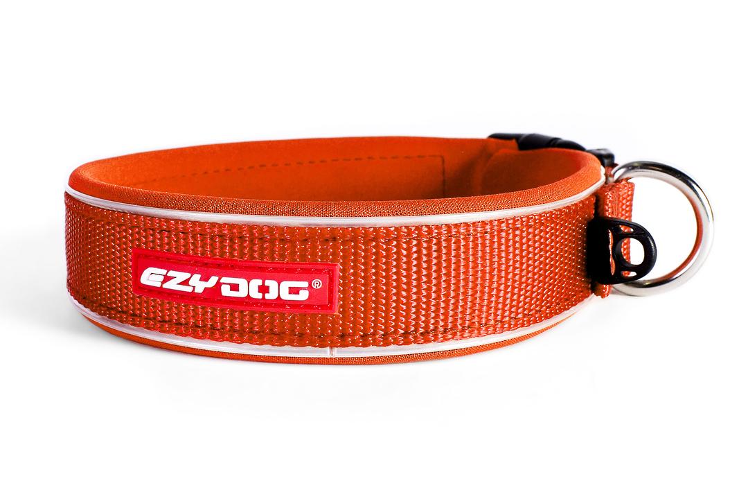 Ezydog Collar Neo Classic L Orange 47-53cm image 0