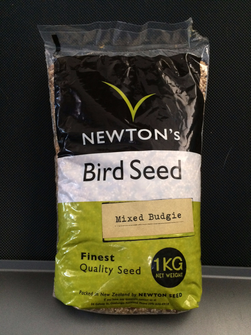 Newton Seed Budgie Seed No Preservatives 1kg image 0
