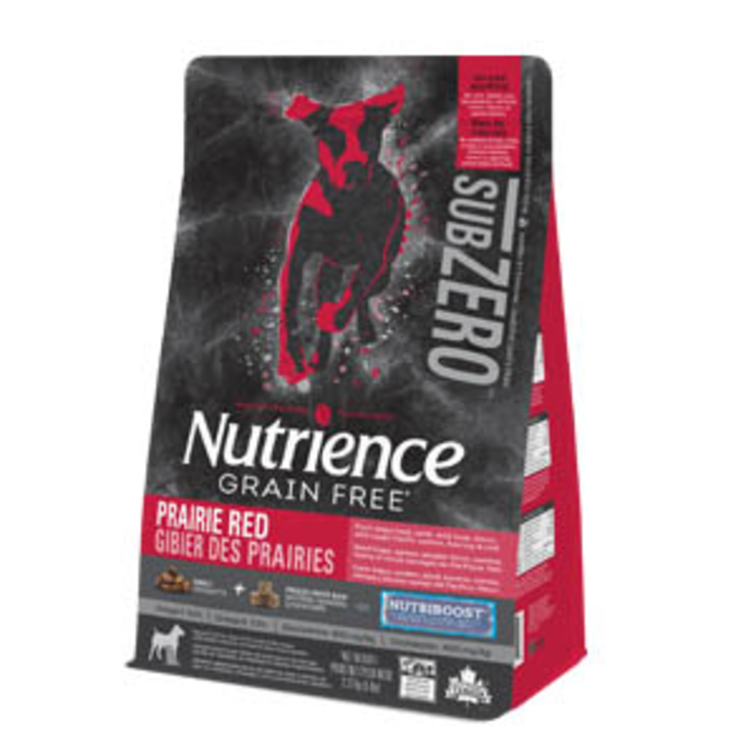 Nutrience Dog 2.27kg Sub Zero Prairie Red image 0