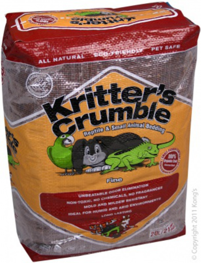 Kritter's Crumble 20L Fine image 0