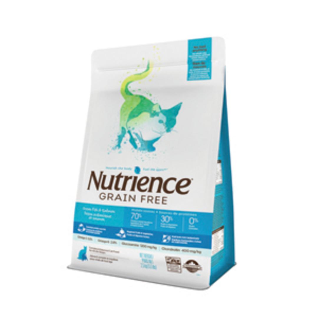 Nutrience Grain Free Ocean Fish - Cat 5kg image 0