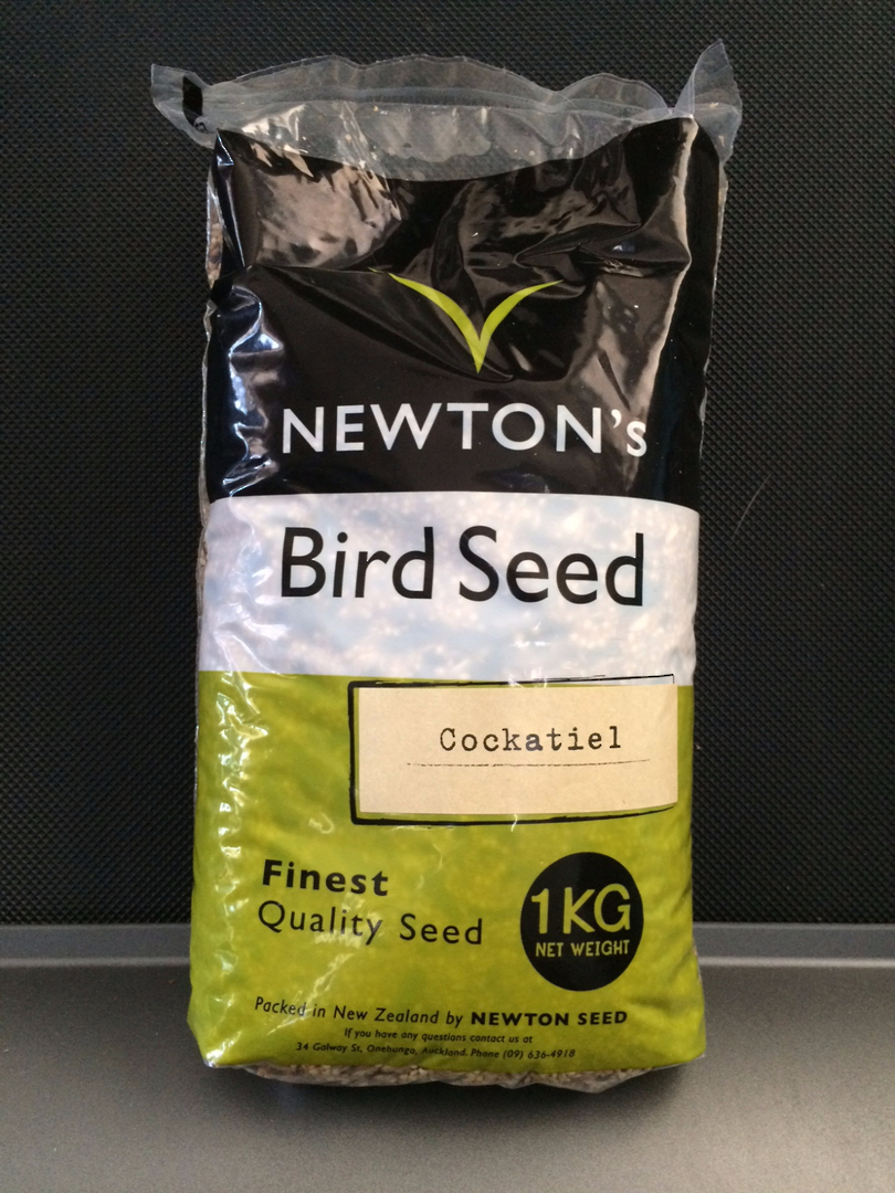 Newton Seed Cockatiel Mix No Preservatives 1kg image 0