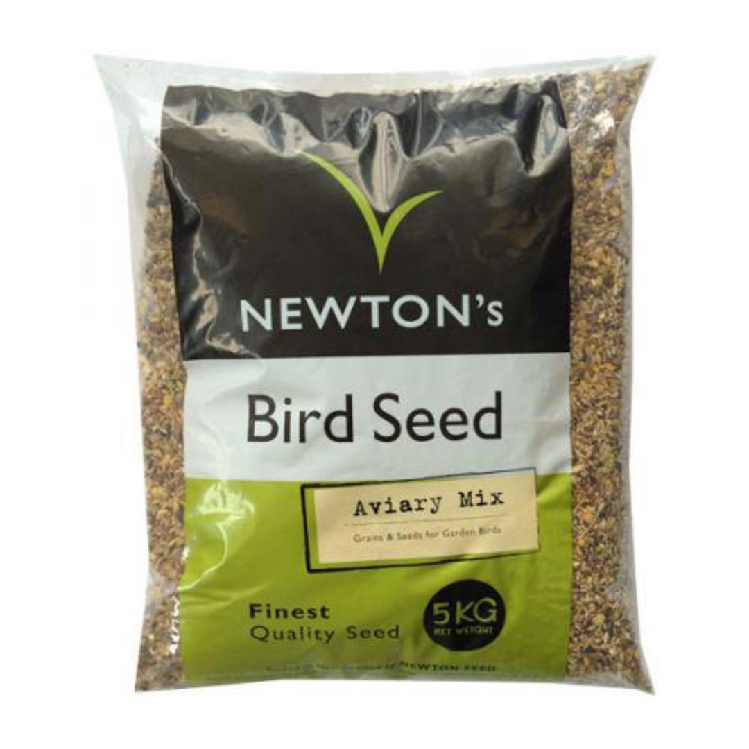 Newton Seed Aviary Mix No Preservatives 5kg image 0