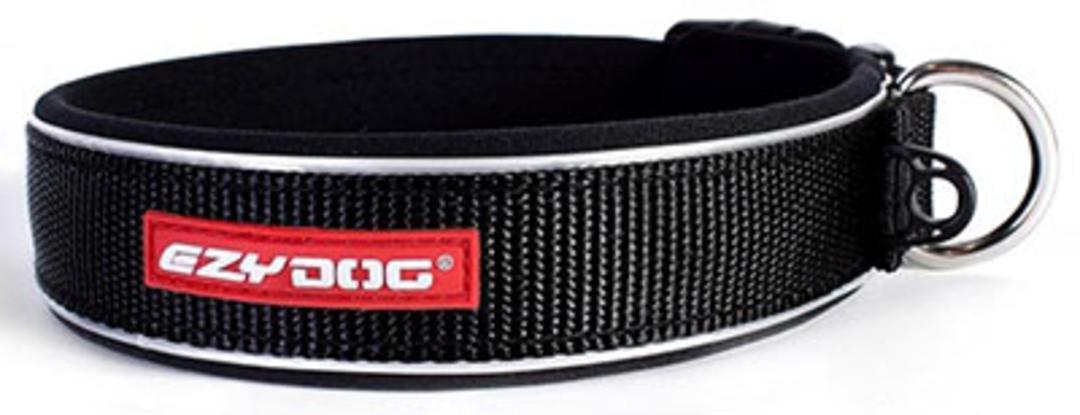 Ezydog Collar Neo Classic L Black 47-53cm image 0