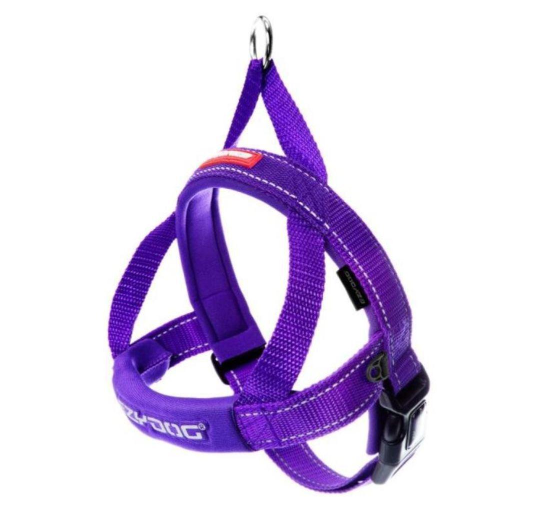 Ezydog Quick Fit Harness / Purple / M image 0