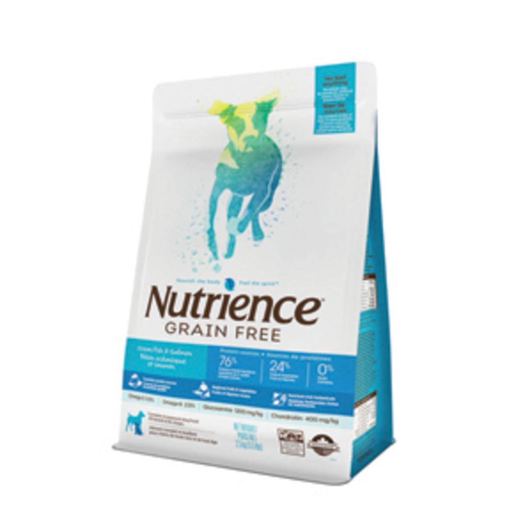 Nutrience Grain Free Ocean Fish - Dog 5kg image 0