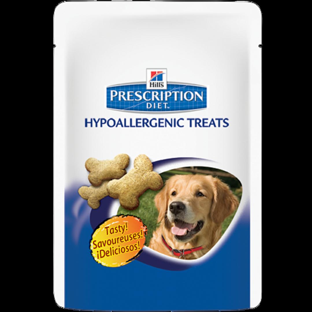Hill's Prescription Diet Hypo-Treats for Dogs 340g image 0