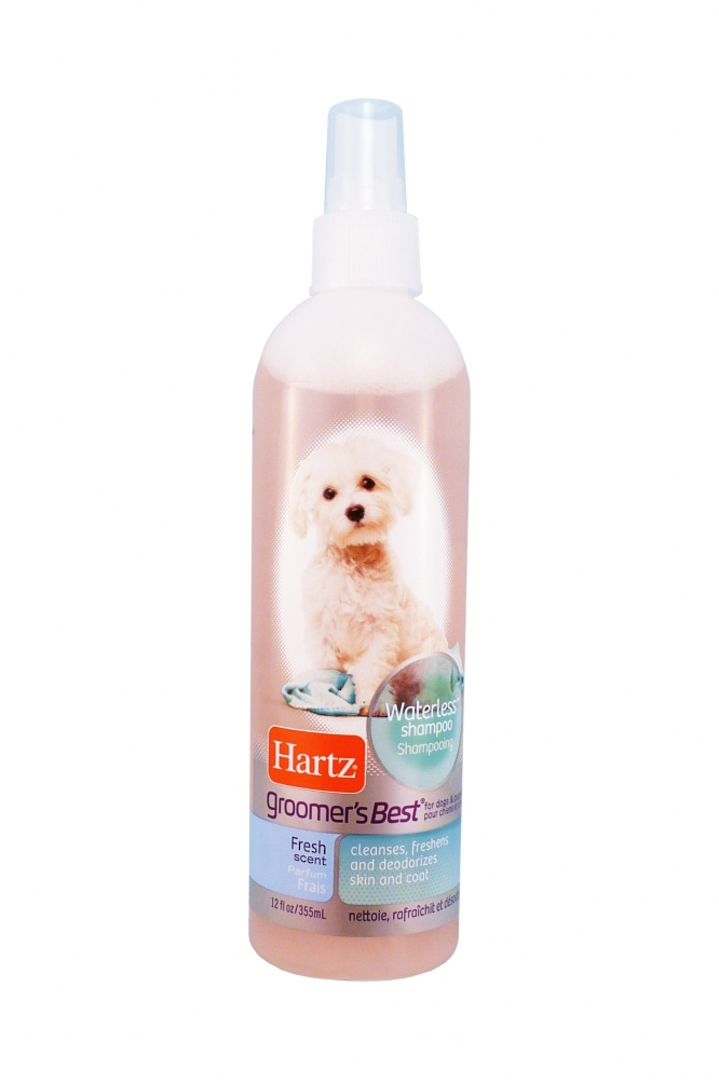 Hartz Waterless Shampoo 355ml image 0