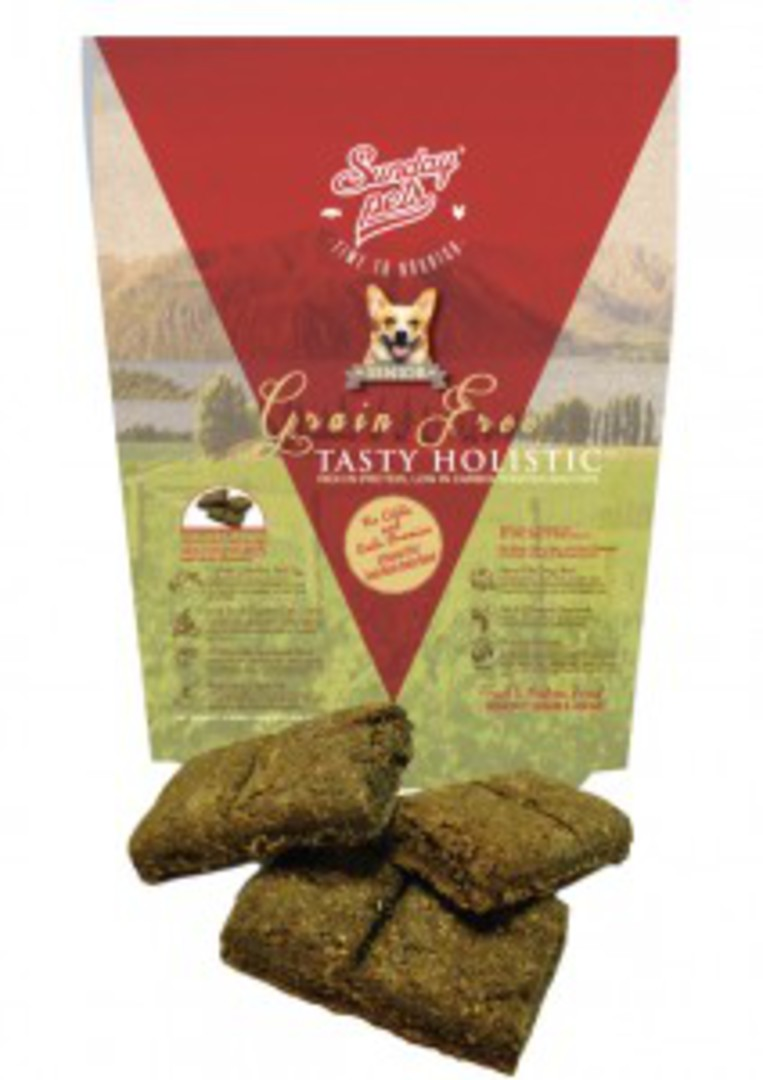Sunday Tasty Holistic Senior Dog Small and Medium 1.5kg Grain Free image 0