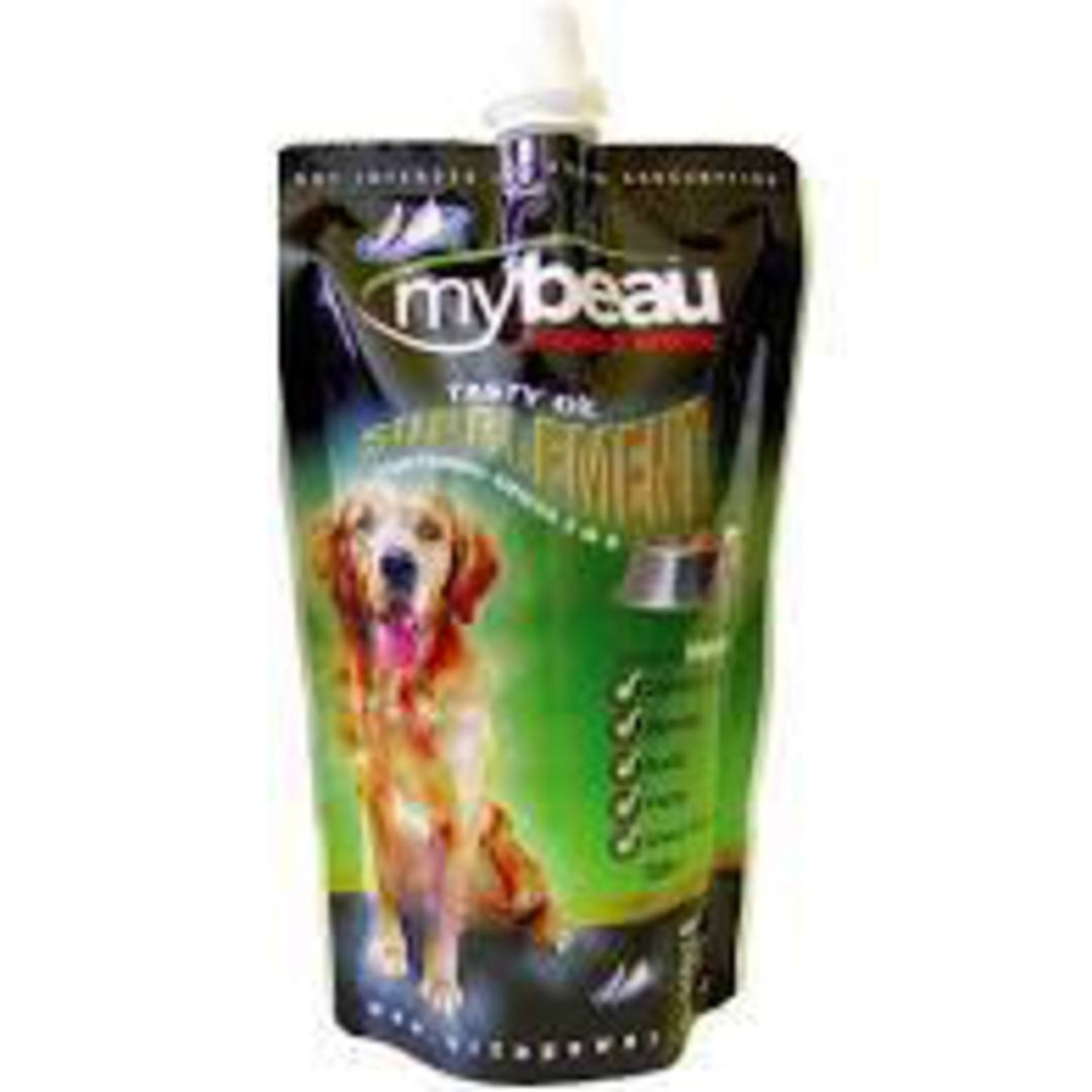 Mybeau Vitamin & Mineral Supplement For Dogs 300ml Pouch image 0