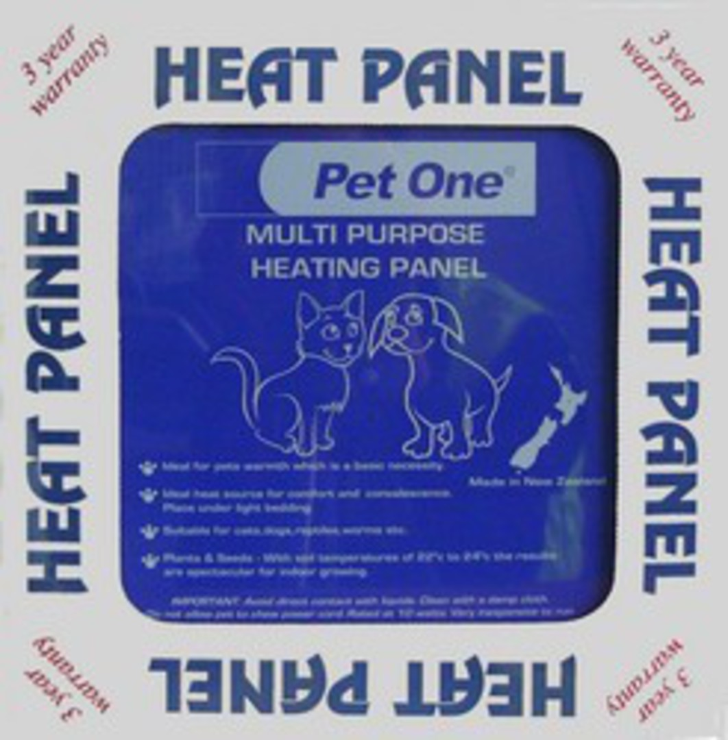 Pet One Multi Purpose Heat Panel 28.5cmx28.5cm image 0
