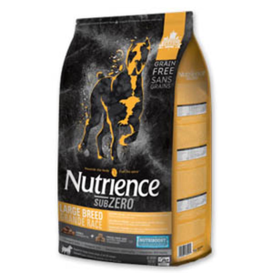 Nutrience Dog 10kg Sub Zero Large Breed Fraser Valley image 0