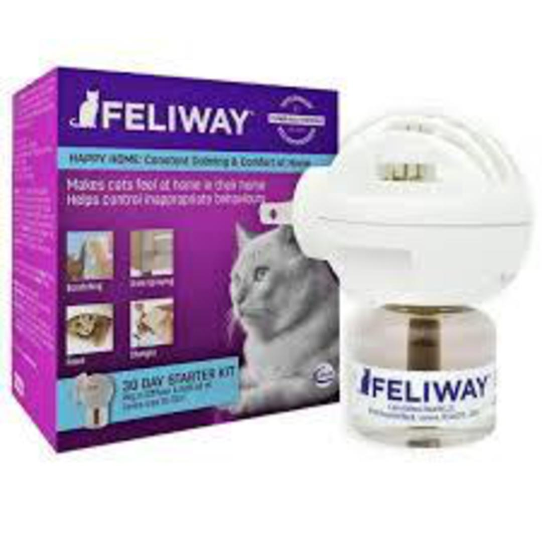 Feliway Diffuser Complete Set 48ml image 0