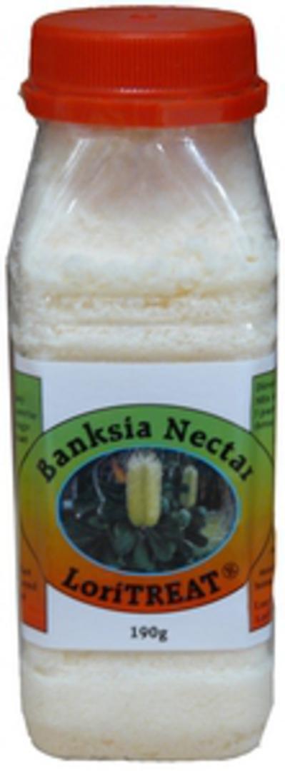 Banksia Nectar Lori Treat 190g image 0