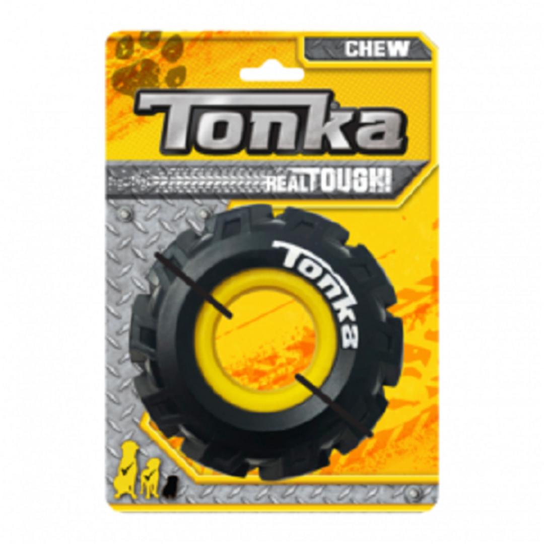 Tonka Seismic Tread Black with Yellow Insert 12.7cm image 0