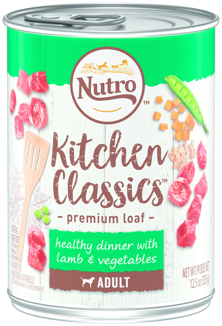 Nutro Healthy Dinner with Lamb & Vegetables 355g image 0