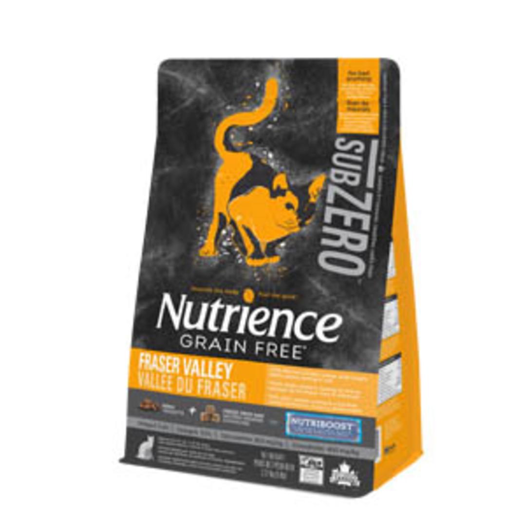 Nutrience Cat 2.27kg Sub Zero Fraser Valley image 0