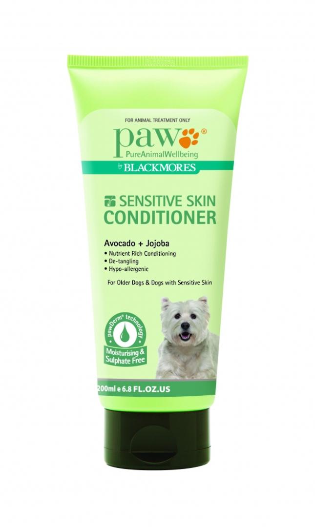 PAW Sensitive Conditioner 200mL image 0